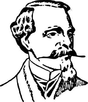 Britischer Gentleman Riccarda Larcher